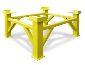 IBC Stands - Custom design according to specification