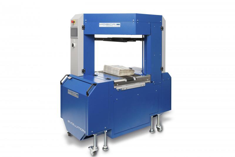 Evolution SoniXs TRI- 6 Pro - Machine cercleuse full-automatique longitudinal haut de gamme