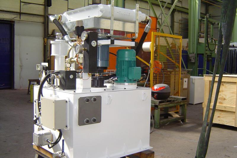Centrales de lubrification - Aéronautique : Centrale aéroréfrigérée