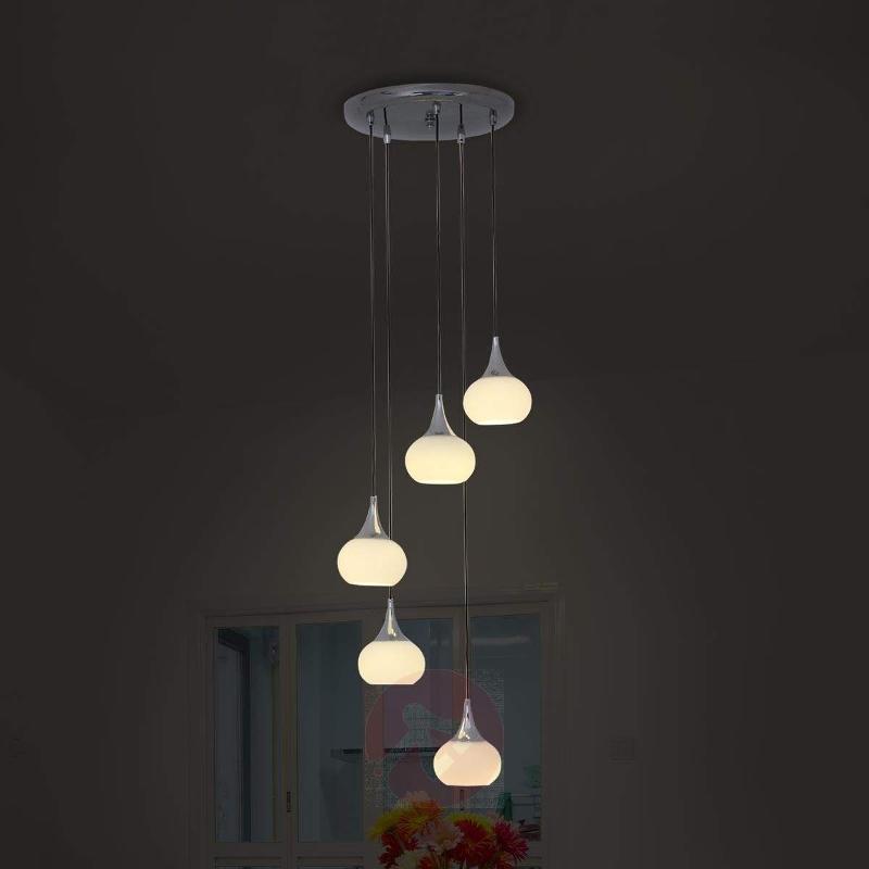 Elegant LED hanging light Costa - Pendant Lighting