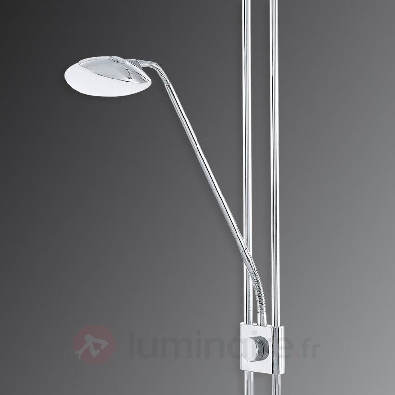 Baya lampadaire à éclairage indirect LED, liseuse - Lampadaires LED à éclairage indirect