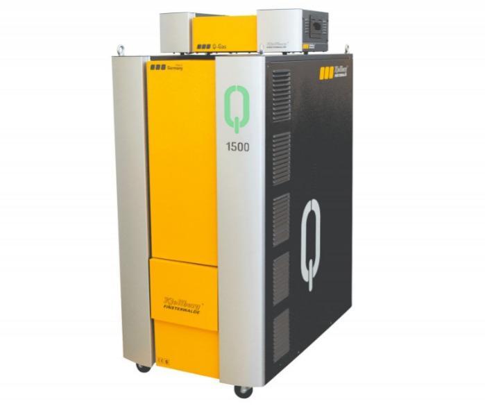 Q 1500  plasma cutting machine - Intelligent and precise plasma cutting for pioneering, digitalised production