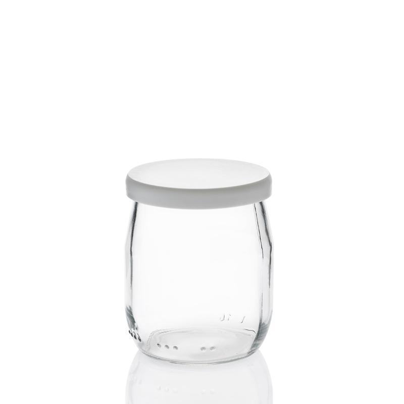 24 Pots de Yaourt 143 ml (125 grammes), capsule comprise - POTS DE YAOURT