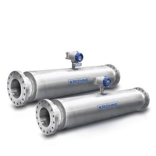 OPTIMASS 2000 - Caudalímetro para gas / másico / de efecto Coriolis / en línea
