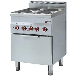 GAMME PRO 600 - ELECTRIC STOVES & CONVECTION OVENS