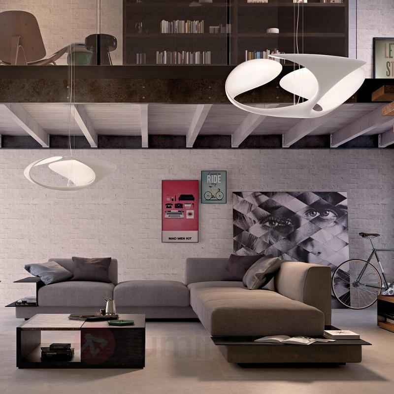 Suspension LED exclusive Clover - Suspensions design