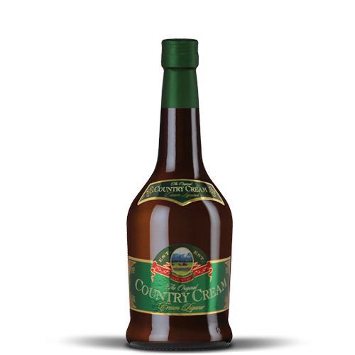 Country Cream liquore - null