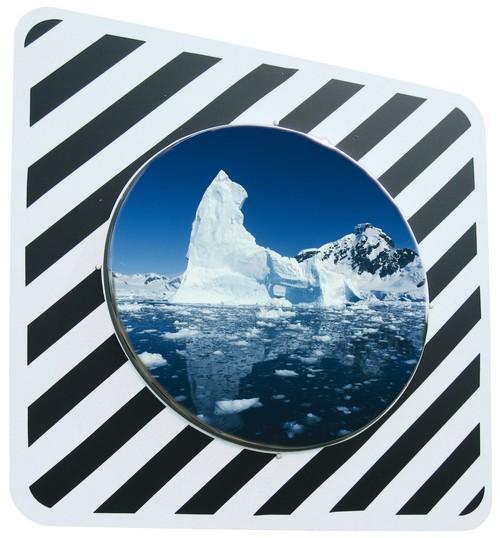 Miroir Antigivre Antibuée - Sécurité Routière