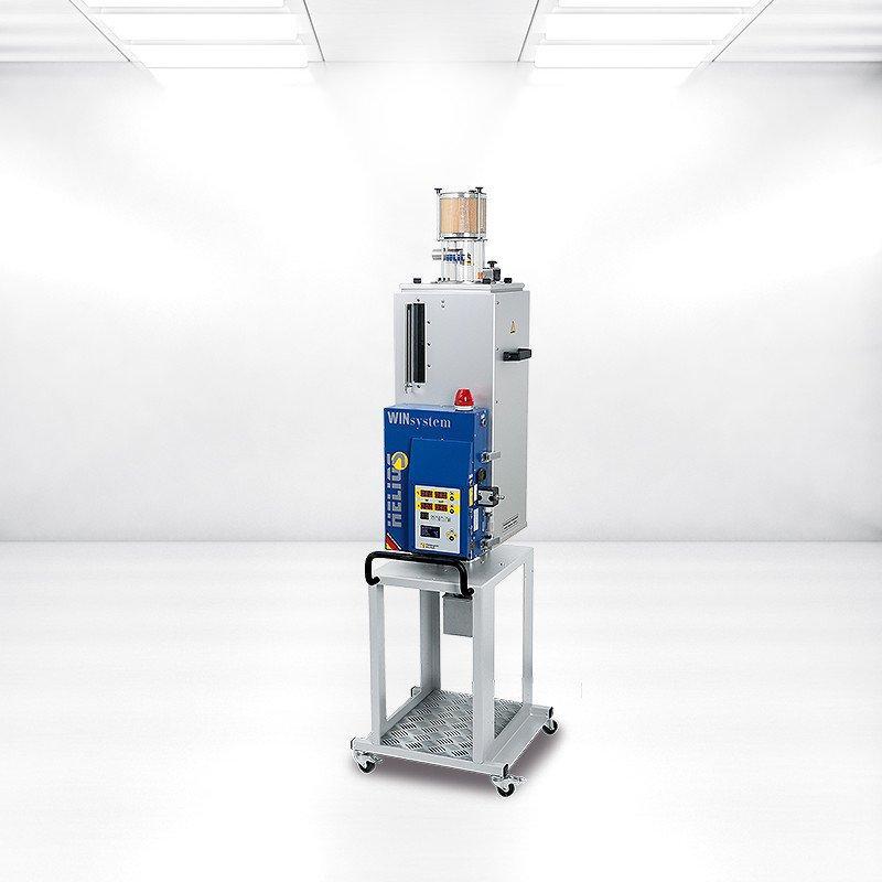 Mobiler Trockner JETBOXX® - Mobiler Granulattrockner zur Platzierung neben der Spritzgussmachine