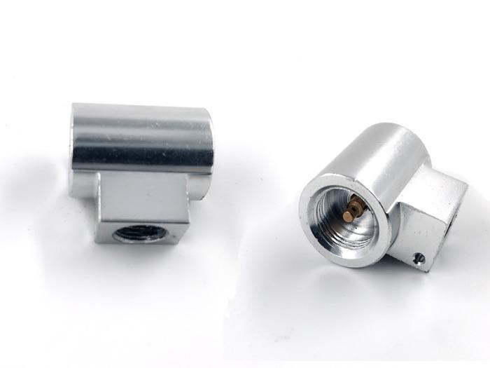Aluminum Parts - China Machined Parts Manufacturer Custom Quality Aluminum Turned Parts