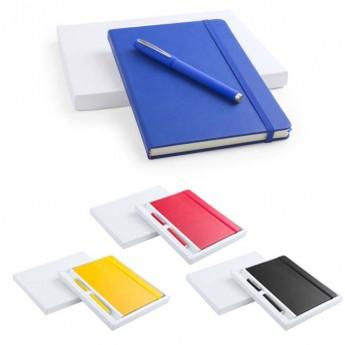 Coffret bloc-notes + stylo B5041 - Réf: B5041