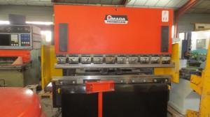 machine metaux - N°1404 PLIEUSE AMADA PROMECAM 2mX50T