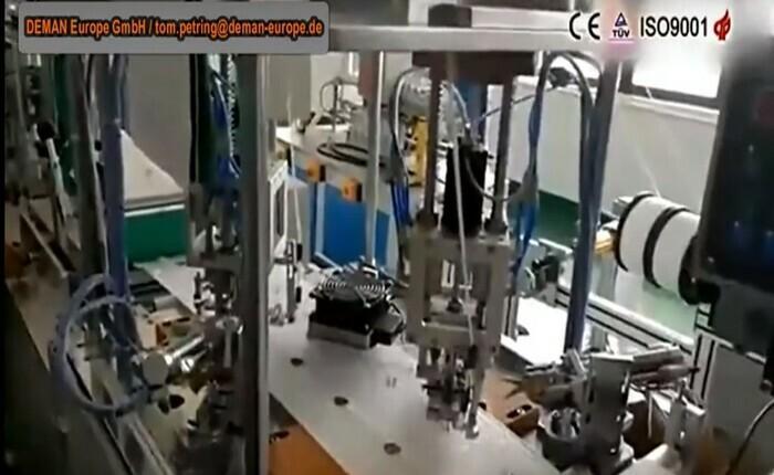 Atemschutzmaske Maschine - null