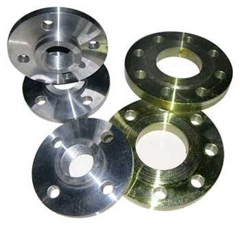 Steel flanges - Steel flanges