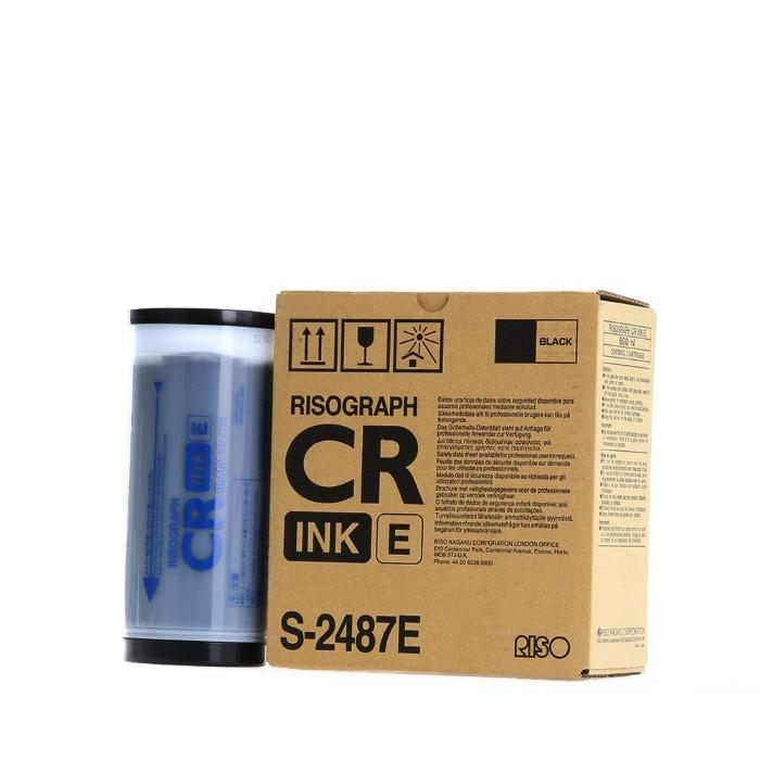 Riso ink cartridge - original supplies - Riso Ink Cartridge S-2487E