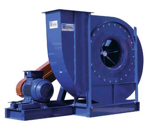 Ventilateurs industriels à transmission  - Ventilateurs