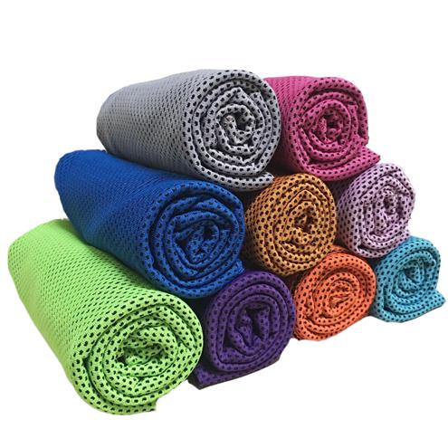Microfiber Cooling Towels - Custom your own cooling towels