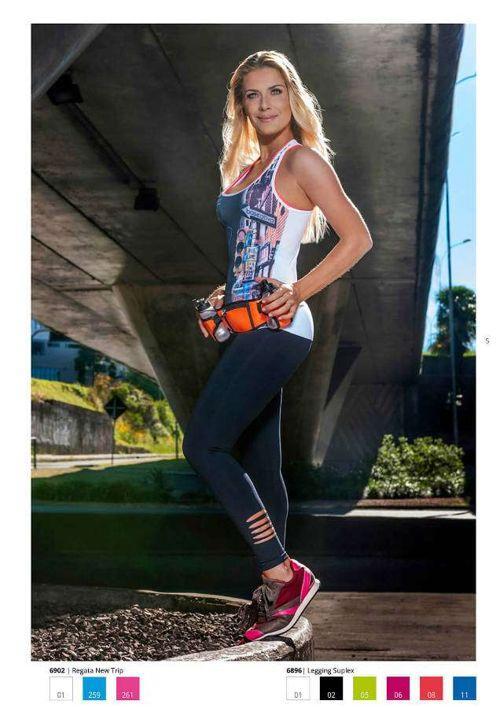Moda Fitness - Regata New Trip