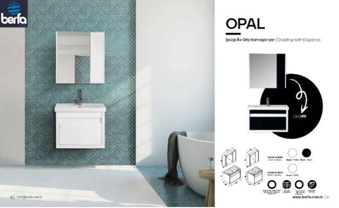 Bathroom Furtniture Opal - Bathroom Furtniture