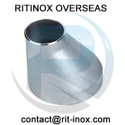 Titanium Gr 2 Eccentric Reducer -