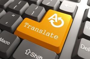 Übersetzung von technischen Texten