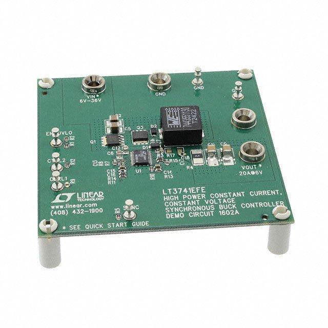 EVAL BOARD BUCK REG LT3741 - Linear Technology DC1602A