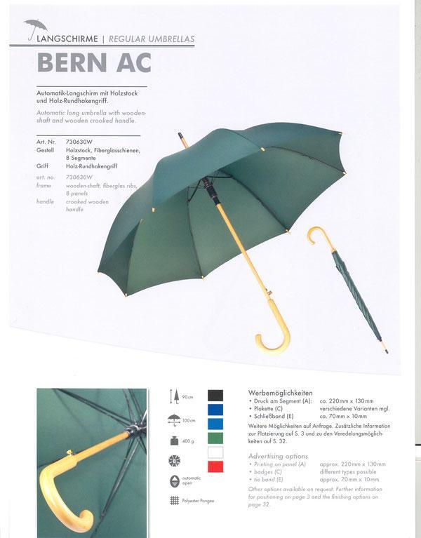 Parapluies longs - 730630W BERN
