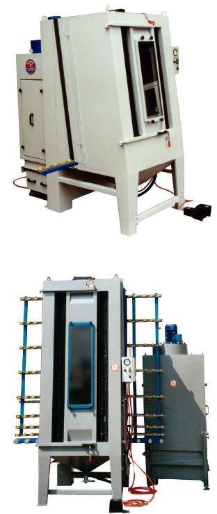Injectors glass blasting cabinet GSK2 / GSK3