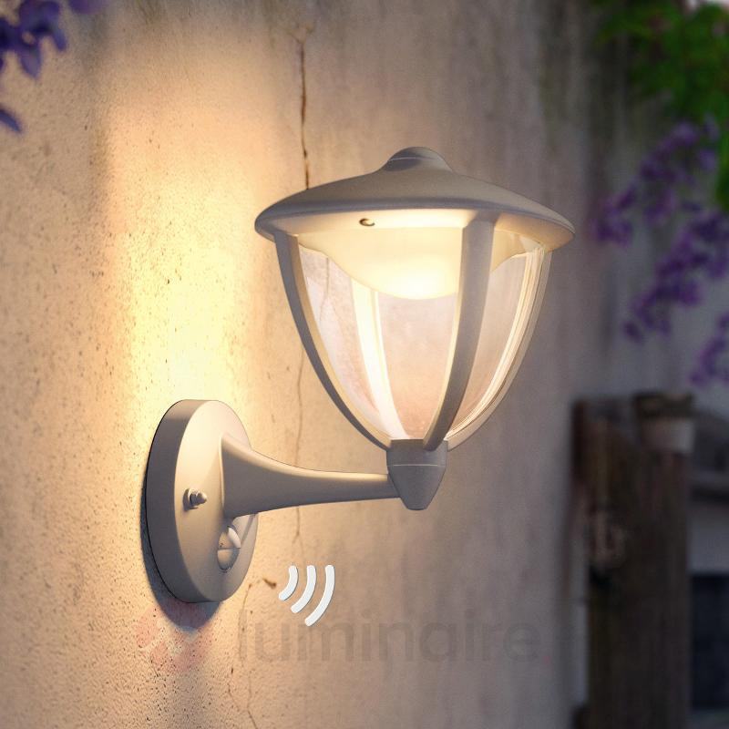 Robin - Applique d'extérieur LED à détecteur - Appliques d'extérieur avec détecteur
