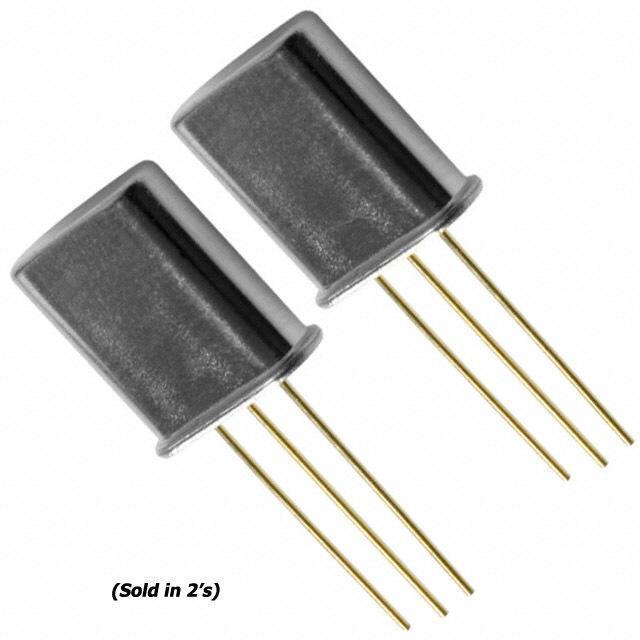 MONO XTAL 10.7MHZ 4P 2PC 2.5DB - ECS Inc. ECS-10.7-7.5B