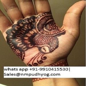 natural paste Top quality henna - BAQ henna78620615jan2018