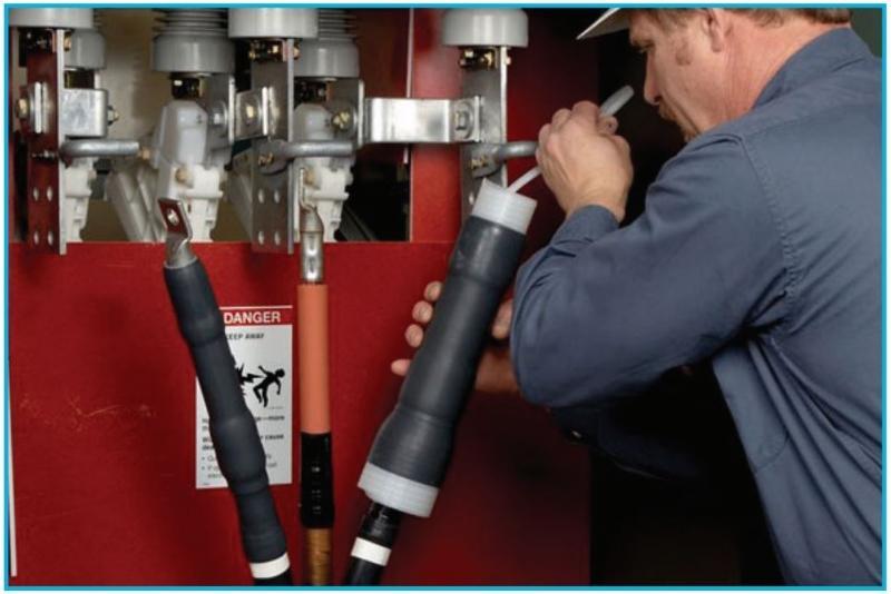 High Voltage Accessories Installation -