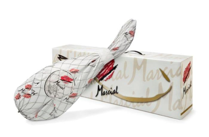Marcial Jamon Bellota confezione regalo - Marcial Jamon Bellota confezione regalo