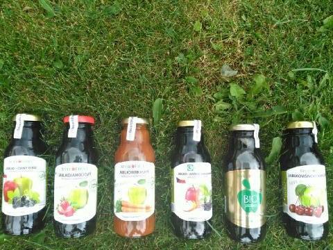 концентраты соков BRIX 70, Чехия - натуральные соки концентрированные яблока, груши, вишни
