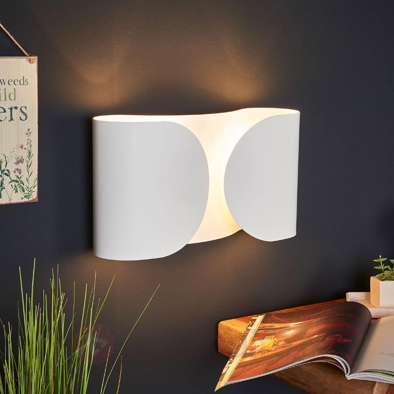 Applique FOGLIO by FLOS blanche - Appliques design
