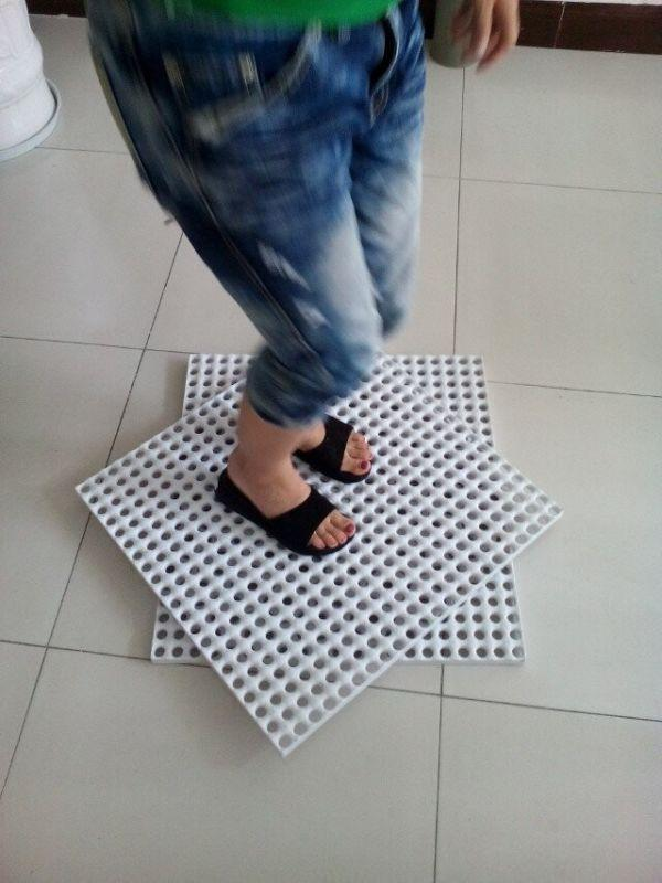 50x40cm rabbit plastic slat floor - rabbit plastic slatted flooring