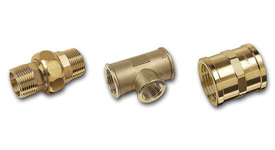 PURAFIT® capillary fittings, CuSi - capillary fitting, CuSi
