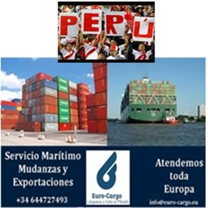 Transporte Internacional de Carga hacia Perú
