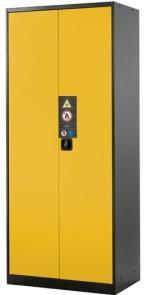 Armoire De Sécurité Portes Pleines 821 Litres - ARMPP82A-Armoires de sécurité simple parois