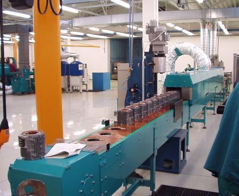 Production line -
