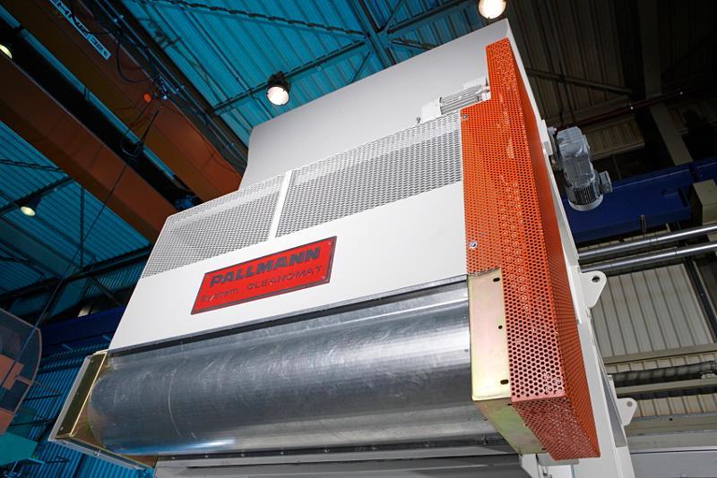 Hammer mill - Type PHMS - Waste wood Preparation