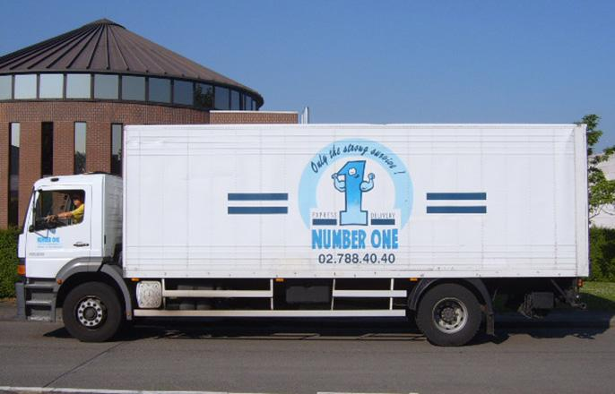 Camion 18 PAL Lourd - Camions