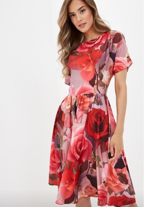 "Women's dress  - Women's dress ""ALHEMIDA"""