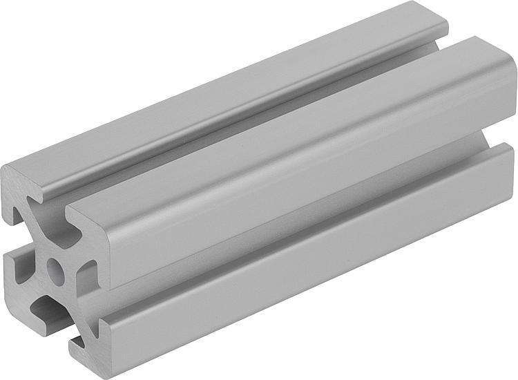 Profilés aluminium 40x40 Type I - Profilés aluminium