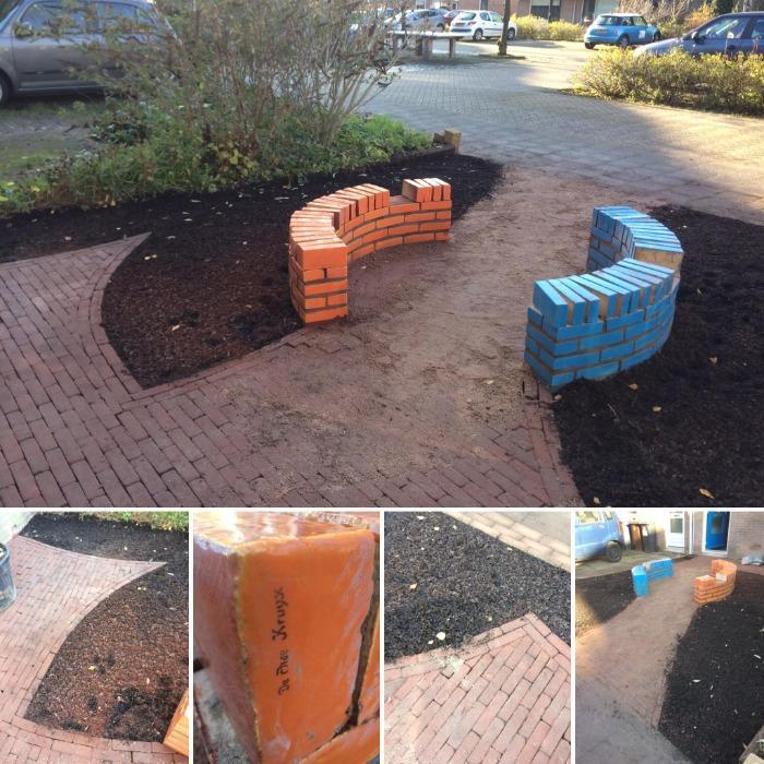 colored bricks - custom colored bricks