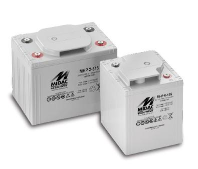 MHP - Batteries
