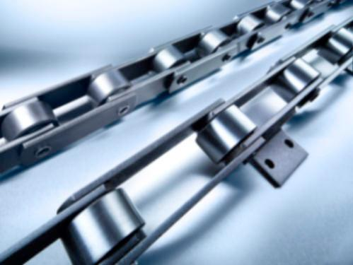 Conveyor chains, Classic, High Pitch - Conveyor chains, Bush conveyor chains, Hollow pin chains