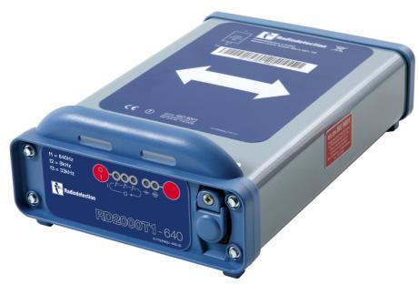 Traceur électromagnétique - RD2000