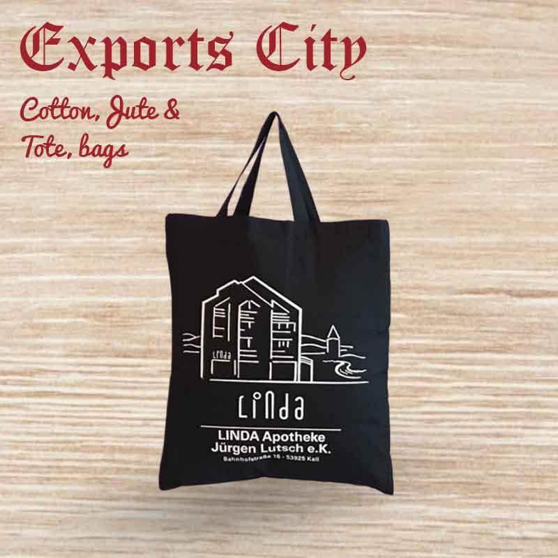 Cotton, Jute & Tote Bags  -