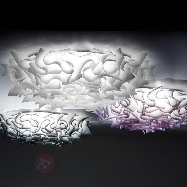 Magnifique plafonnier design VELI, opale - Plafonniers design